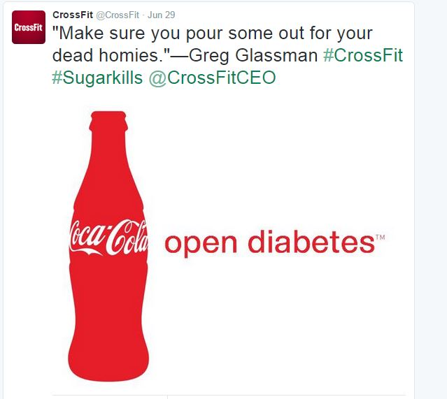 Crossfit, Diabetes, Open Diabetes, Type 1, Type 2